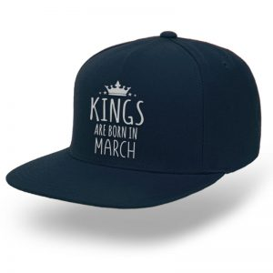 Topi-Snapback-Kings-Are-Born-March