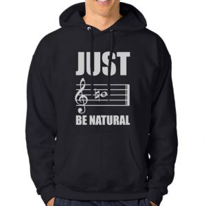 Hoodie-Just-Be-Natural