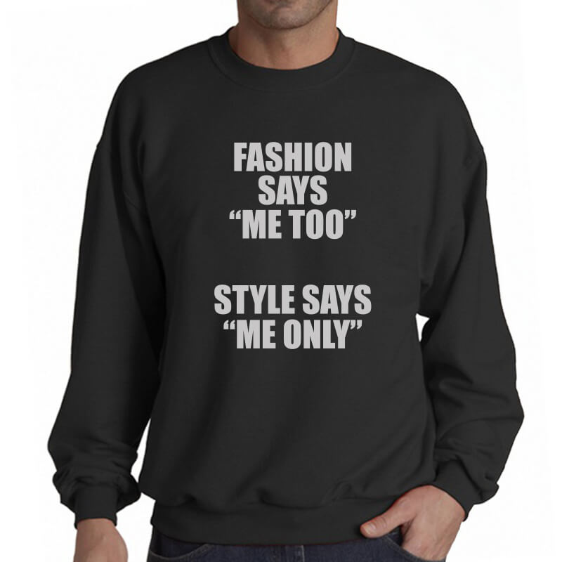 Fashion Says Me Too Indoclothing