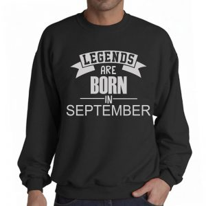 Sweater-Legend-Are-Born-In-September