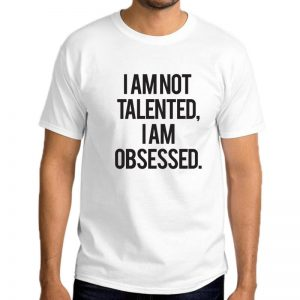 T-Shirt-I'm-Not-Talented
