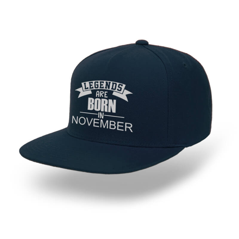 Snapback-All-Men-Are-Created-Equal-But-Only-The-Best-Are-Born-In-November