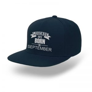 Snapback-Legend-Are-Born-In-September