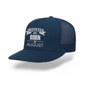Trucker-Legend-Are-Born-In-August