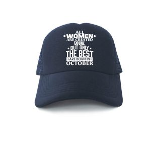 Trucker-All-Women-Are-Created-Equal-But-Only-The-Best-Are-Born-In-October