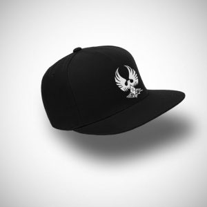 DISHONORED202-SNAPBACK-HITAM