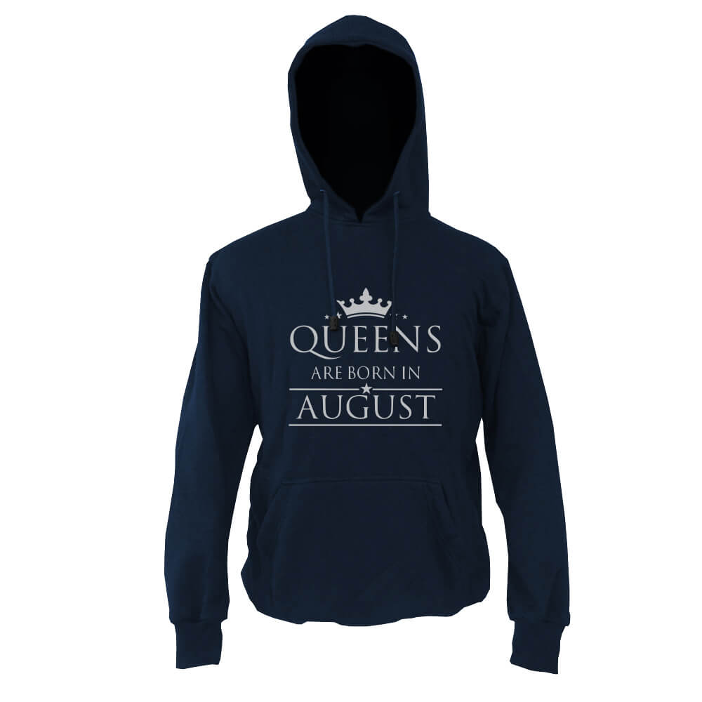 HOODIE-NAVY-QUEENS-ARE-BORN-IN-AUGUST