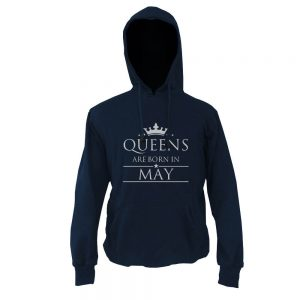 HOODIE-NAVY-QUEENS-ARE-BORN-IN-MAY