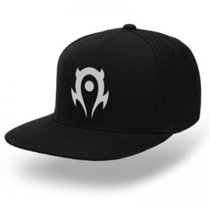 SNAPBACK-HITAM-WORLD-OF-WARCRAFT-HORDE