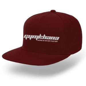 SNAPBACK-MARUN-GYMKHANA-MORE-IS-NEVER-FASTER