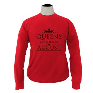 SWEATER-MERAH-QUEENS-ARE-BORN-IN-AUGUST