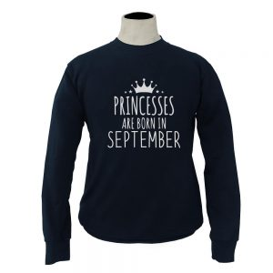 SWEATER-NAVY-PRINCESSES-ARE-BORN-IN-SEPTEMBER