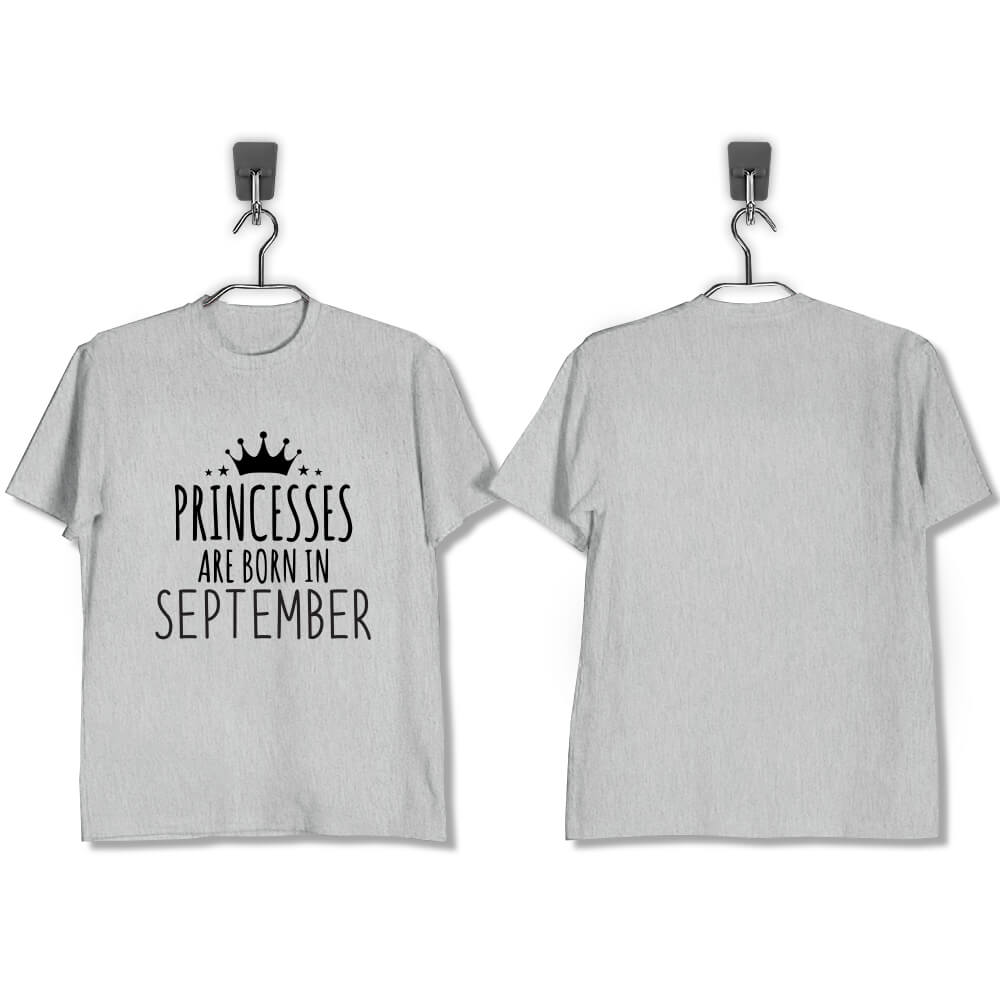 T-SHIRT-ABU-PRINCESSES-ARE-BORN-IN SEPTEMBER