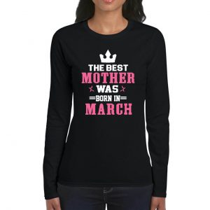 THE BEST MOTHER WAS BORN IN MARC BLACK