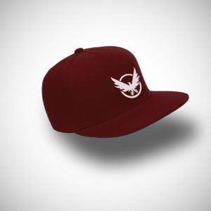 TOMCLANCYSTHEDIVISIONANGLE-SNAPBACK-MARUN