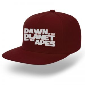 TOPI-SNAPBACK-MAROON-DAWN-OF-THE-PLANET-OF-THE-APES