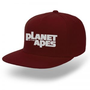 TOPI-SNAPBACK-MAROON-PLANET-OF-THE-APES