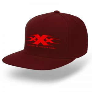 TOPI-SNAPBACK-MAROON-XXX-RETURN-OF-XANDER-CAGE