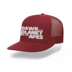 TOPI-TRUCKER-MAROON-DAWN-OF-THE-PLANET-OF-THE-APES