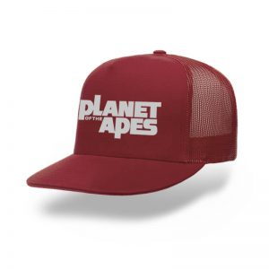 TOPI-TRUCKER-MAROON-PLANET-OF-THE-APES