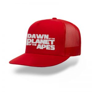 TOPI-TRUCKER-RED-DAWN-OF-THE-PLANET-OF-THE-APES