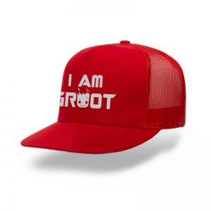 TOPI-TRUCKER-RED-GUARDIANS-OF-THE-GALAXY-I-AM-GROOT