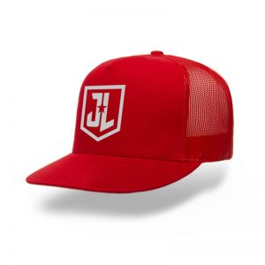 TOPI-TRUCKER-RED-JUSTICE-LEAGUEG