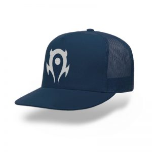 TRUCKER-BIRU-DONGKER-WORLD-OF-WARCRAFT-HORDE