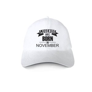 CAPS-PUTIH-LEGENDS-ARE-BORN-IN-NOVEMBER