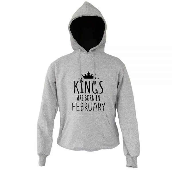 HOODIE - ABU MISTY - KING ARE BORN - FEBRUARY