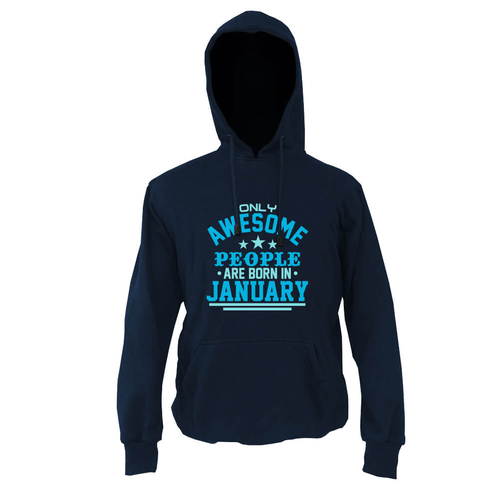 HOODIE-NAVY-AWESOME-PEOPLE-ARE-BORN-IN-JANUARY - Copy