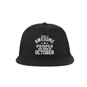 SNAPBACK-HITAM-ONLY-AWESOME-PEOPLE-ARE-BORN-IN-OCTOBER