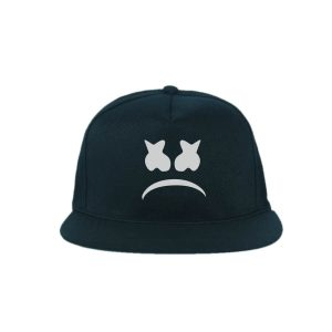 SNAPBACK-NAVY-MARSHMELLO-SAD