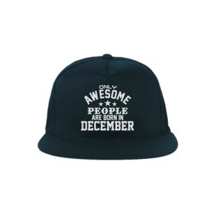 SNAPBACK-NAVY-ONLY-AWESOME-PEOPLE-ARE-BORN-IN-DECEMBER