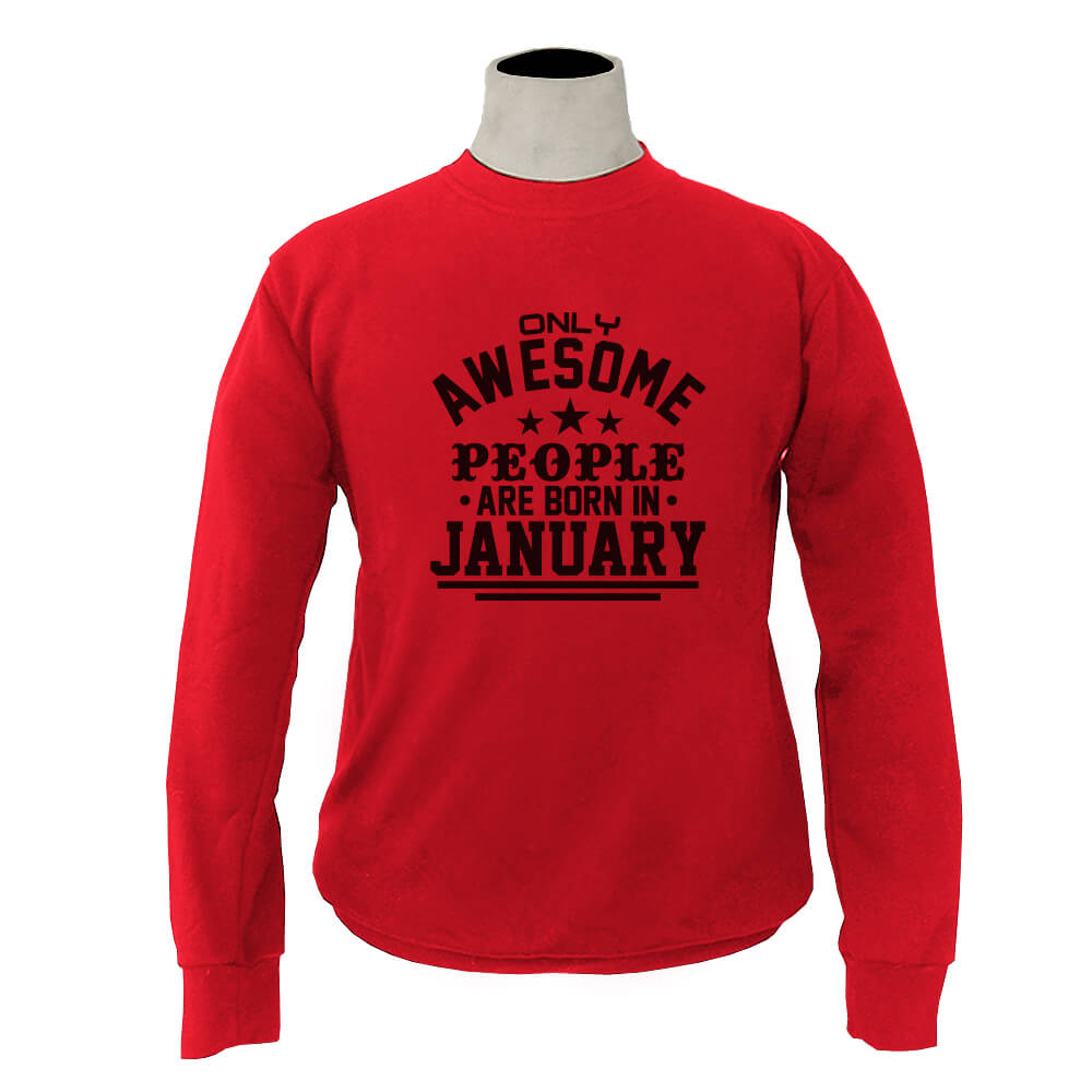 SWEATER-MERAH-AWESOME-PEOPLE-ARE-BORN-IN-JANUARY