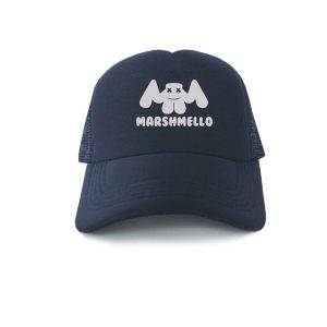 TRUCKER-NAVY-MARSHMELLO