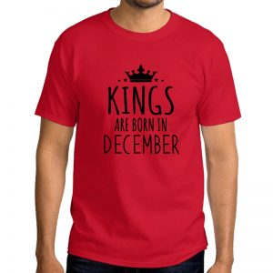 TSHIR-RED-LEGENDS-ARE-BORN-IN-DECEMBER