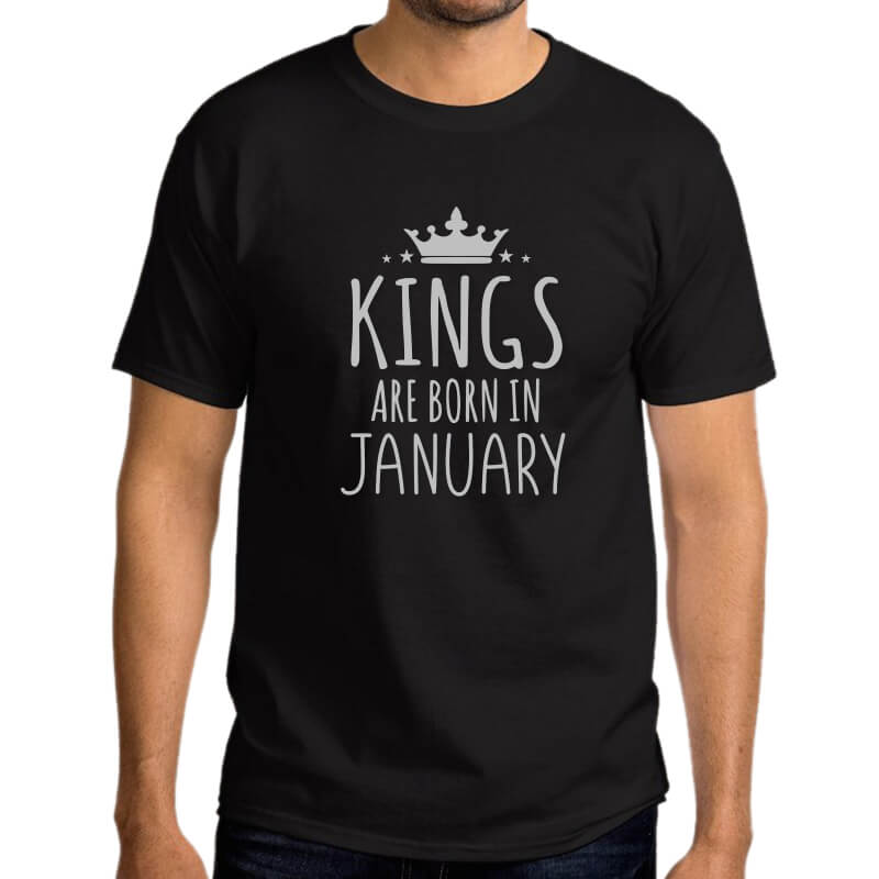 TSHIRT-BLACK-LEGENDS-ARE-BORN-IN-JANUARY