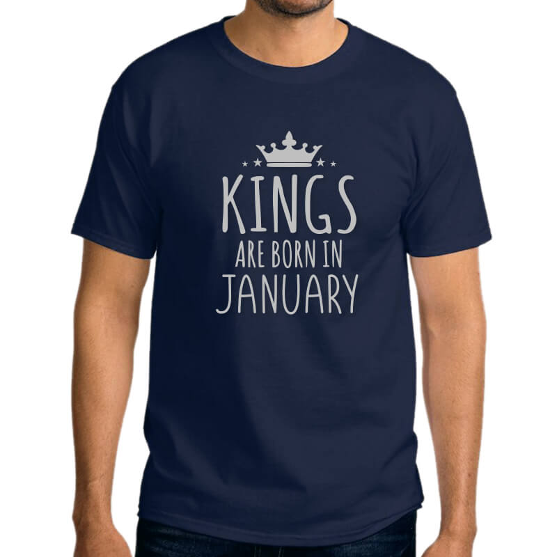 TSHIRT-NAVY-LEGENDS-ARE-BORN-IN-JANUARY