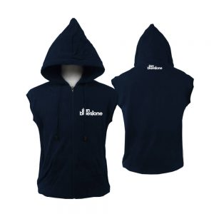 VEST-ZIPPER-NAVY-ILAN-BLUESTONE