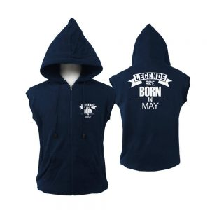 VEST-ZIPPER-NAVY-LEGENDS-ARE-BORN-IN-MAY