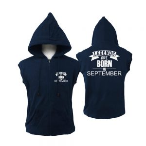 VEST-ZIPPER-NAVY-LEGENDS-ARE-BORN-IN-SEPTEMBER