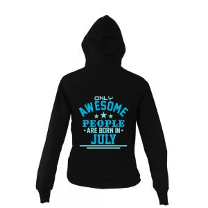 ZIPPER-HITAM-AWESOME-PEOPLE-ARE-BORN-IN-JULY