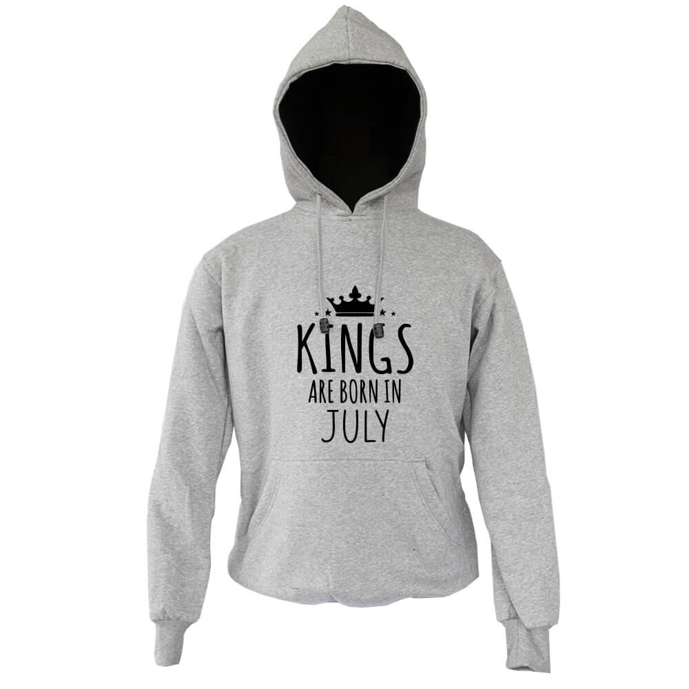 HOODIE - ABU MISTY - KING ARE BORN - JULY