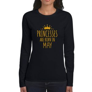 LONGSLEEVE-BLACK-GOLD-PRINCES-ARE-BORN-MAY