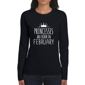 LONGSLEEVE-BLACK-PRINCES-ARE-BORN-FEBRUARY