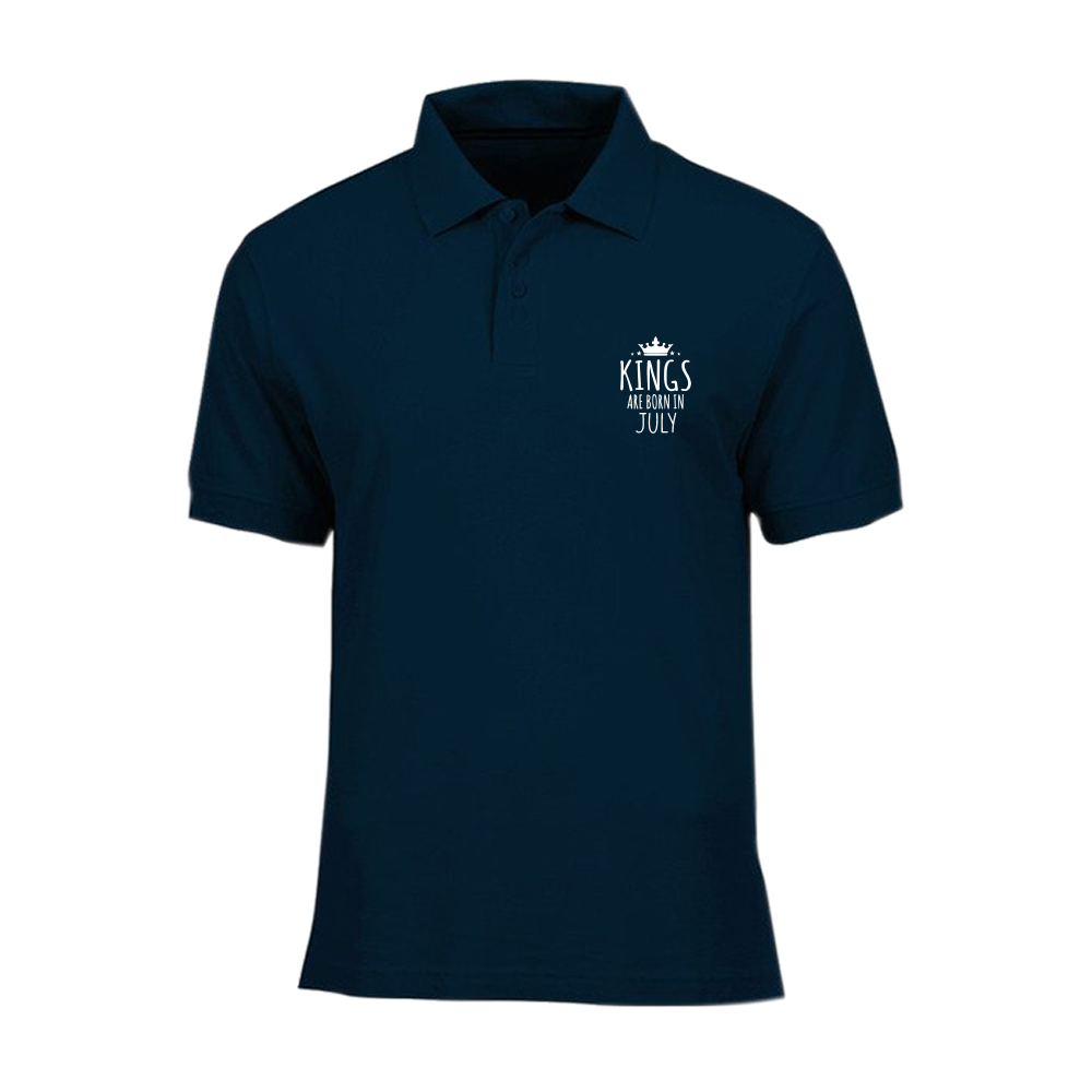 POLO-NAVY-KING-ARE-BORN-JULY