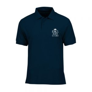 POLO-NAVY-KING-ARE-BORN-OCTOBER