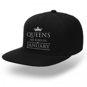 SNAPBACK-HITAM-QUEENS-ARE-BORN-IN-JANUARY