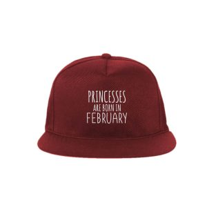 SNAPBACK-MAROON-PRINCESSES-ARE-BORN-IN-FEBRUARY